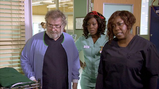 Holby - 7th April 2015