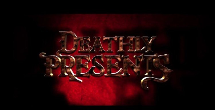 Deathly Presents logo