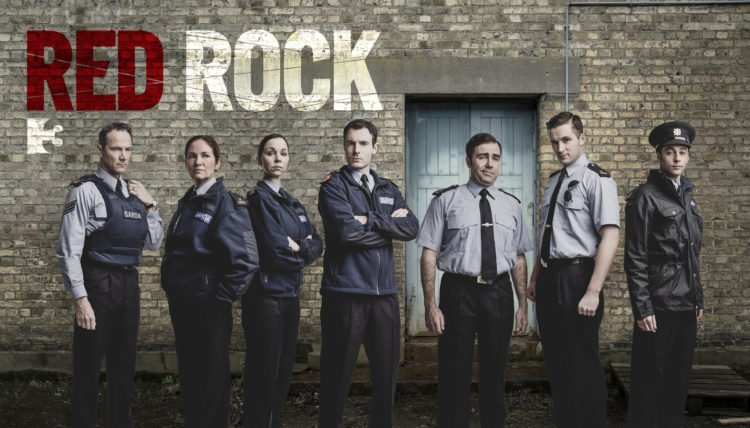 Red Rock on TV3  BRIAN MCGONIGLE played by Sean Mahon, ANGELA TYRELL played by Andrea Irvine, SHARON CLEERE played by Jane McGrath, JAMES MCKAY played by Richard Flood, PAUDGE BRENNAN played by Patrick Ryan, SEAN HOLDEN played by David Crowley and ADRIJAN KOSOS played by Boyko Krastanov.