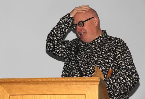 Stephen Volk wins Best Collection at the British Fantasy