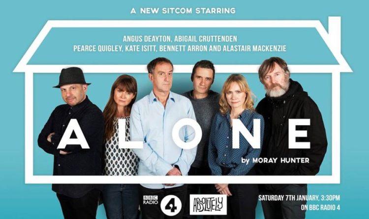 New Radio Sitcom Alone Airs January 7th Linda Seifert